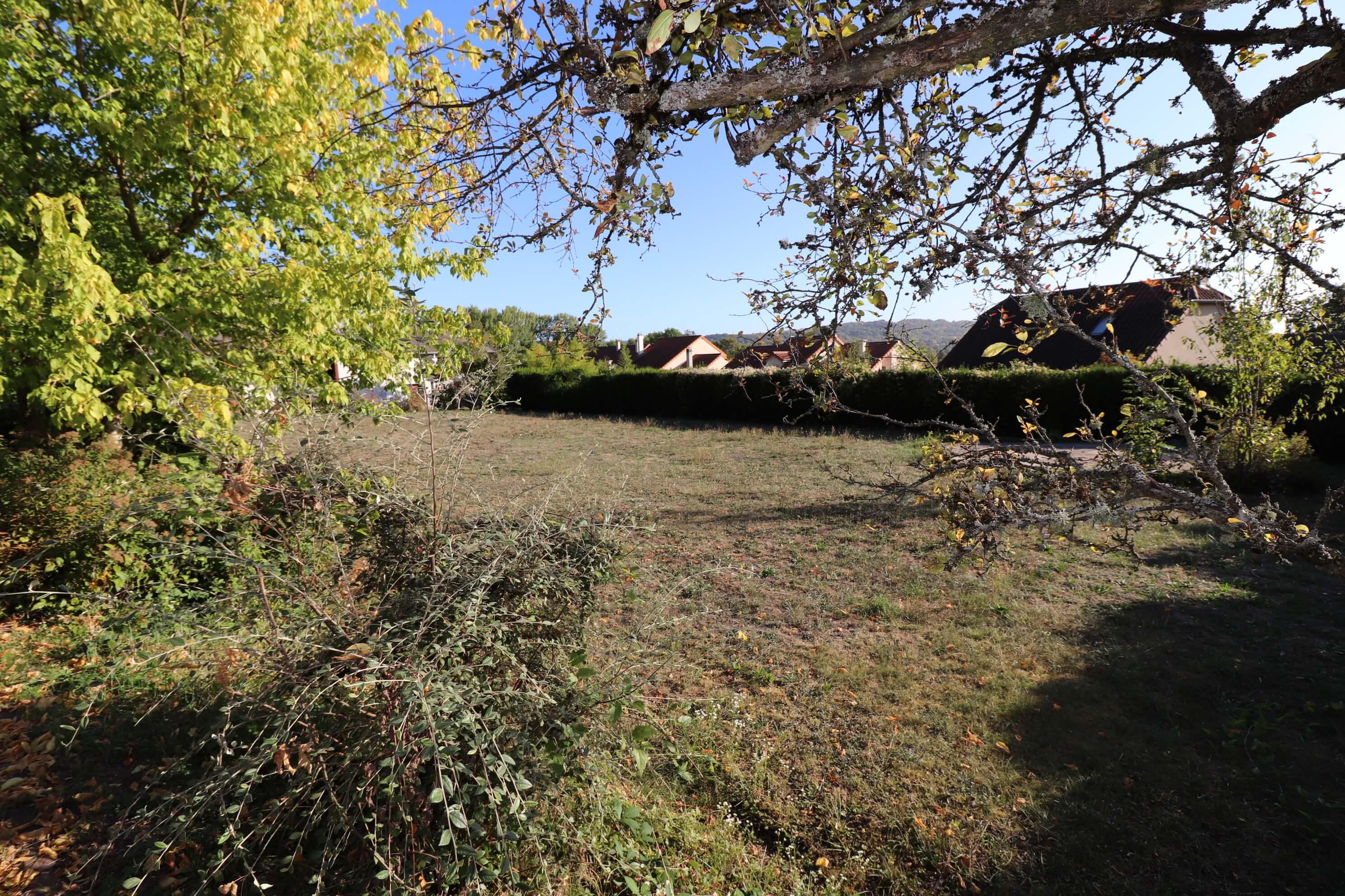 Terrains constructibles sur les coteaux ouest de Metz
