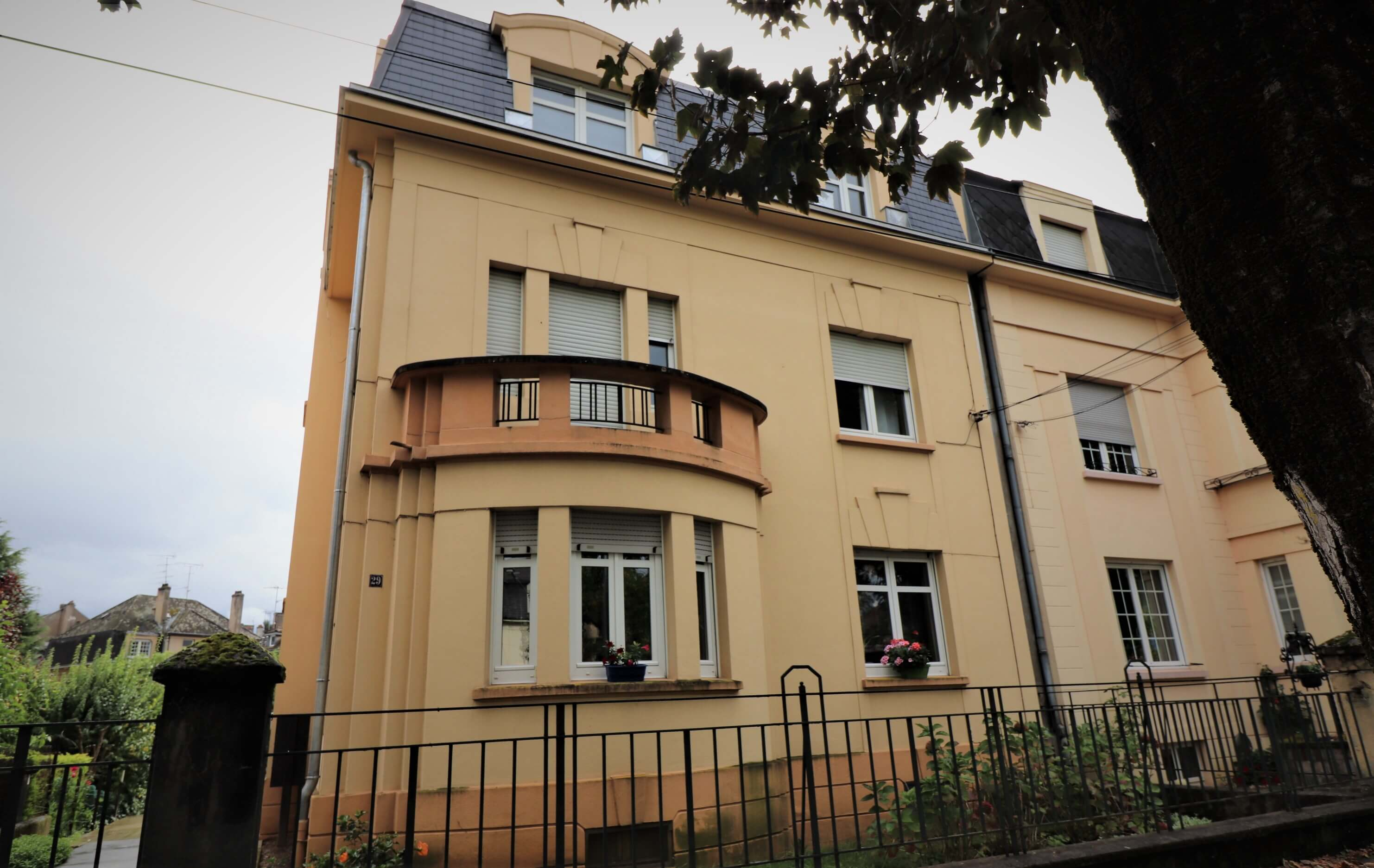 Appartement F3 quartier Synagogue à Thionville