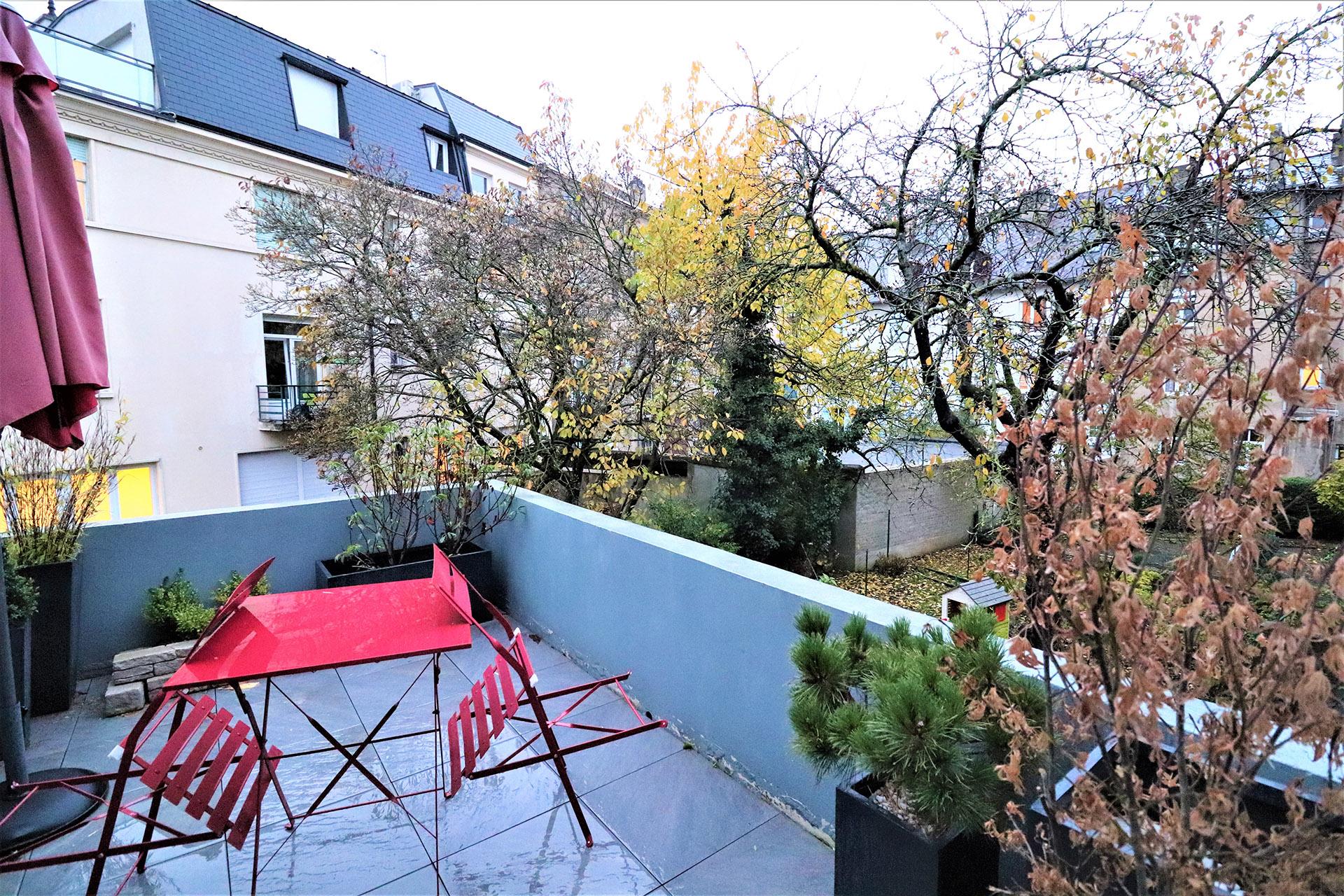 Duplex de standing F7 à Thionville avec terrasse n°2