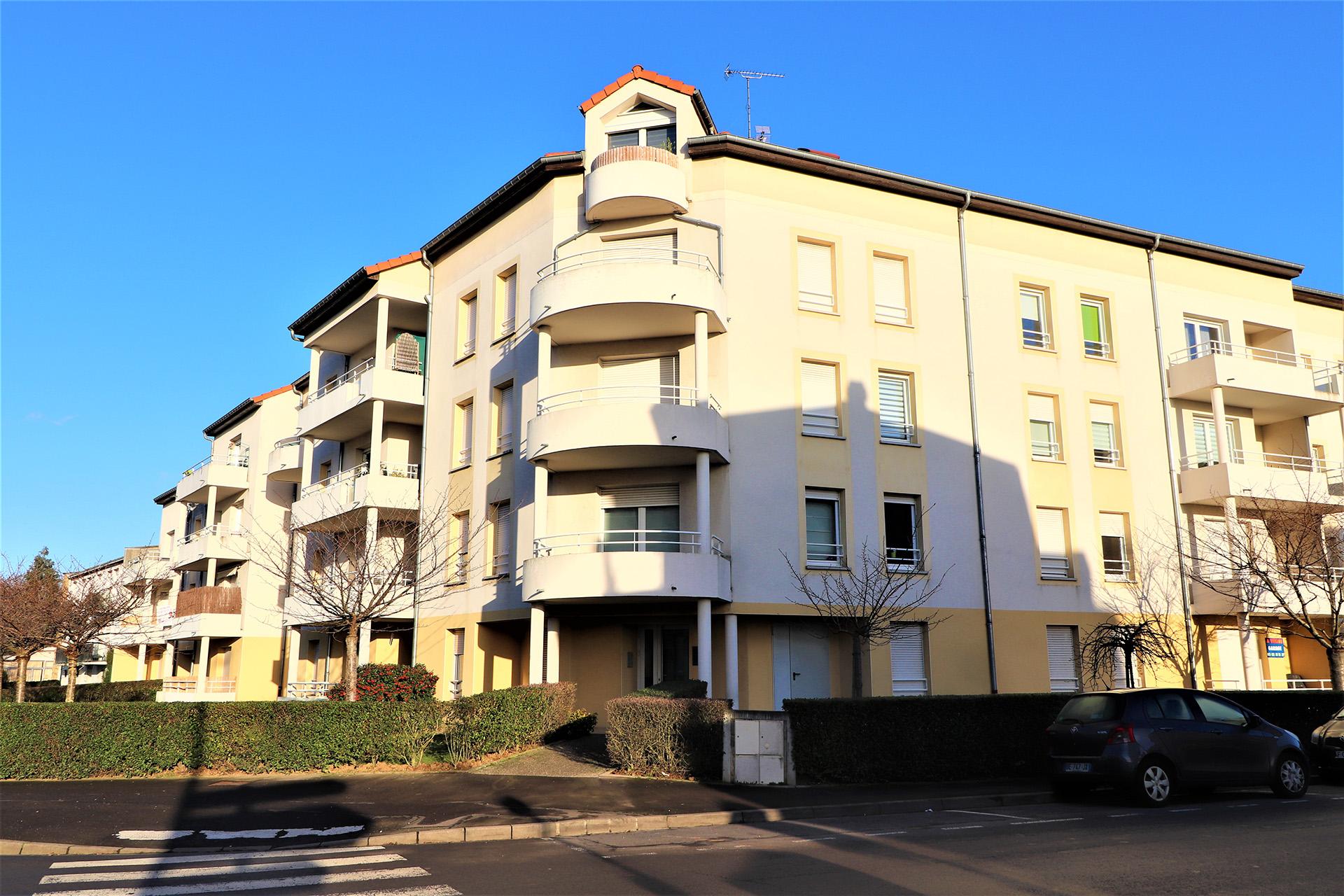 F4 à Thionville avec terrasse n°4