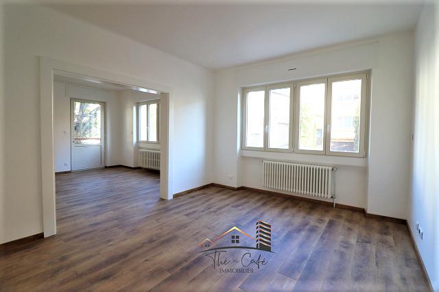 Appartement Metz Sainte Thérèse  4 pièce(s) 104 m2 jardin garage